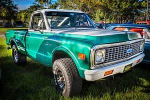 1972 Chevy Pickup Custom 10 C10 Painted Photograph By Rich