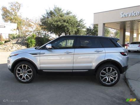 land rover silver indus silver metallic 2013 land rover range rover evoque