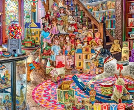 toy shop fantasy abstract background wallpapers