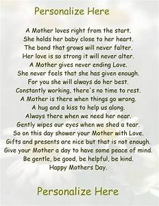 mother39s day is on may 11th in 2014 would they love a With letters to baby from mommy