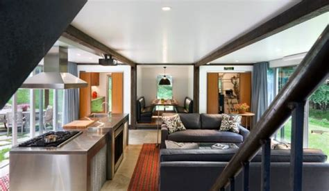 shipping container homes interior shipping container homes designed with an touch