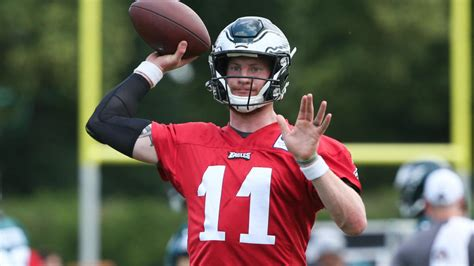 carson wentz contract  deal  sense