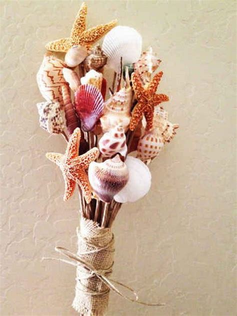 cool seashell project ideas