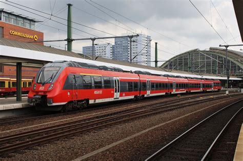 Berlin Zoologischer Garten Nach Ostbahnhof by Hier 442 317 4 Als Rb18027 Berlin Zoologischer Garten