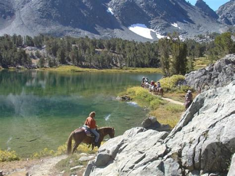 ranch california dude riding guest horseback vacations bridgeport nevada southern