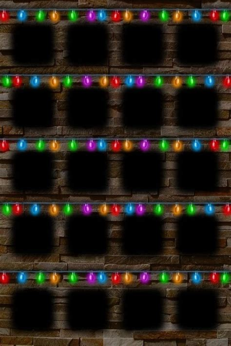christmas light shelf wallpaper  phone wallpapers