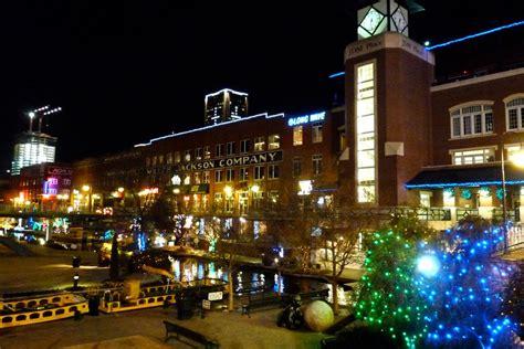 oklahoma city bricktown at 2010