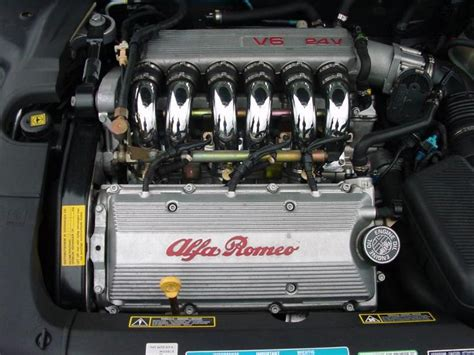 Alfa Romeo V6 Engine Wikipedia