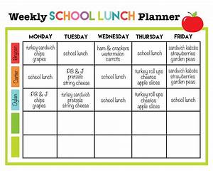 cupcake diaries top 10 posts of 2015 With free school lunch menu templates