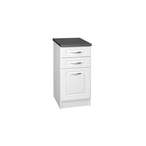 meuble bas cuisine 3 tiroirs meuble bas avec tiroir cobtsa com