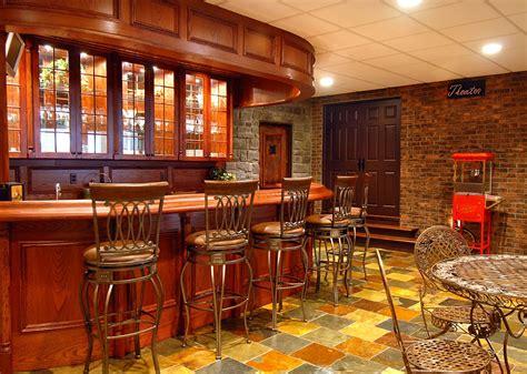 Custom Made Bars by Custom Made Radius Bar By Custom Wood Creations