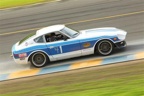 Datsun Z Car by Z Car 187 1970 Datsun 240z Race Car