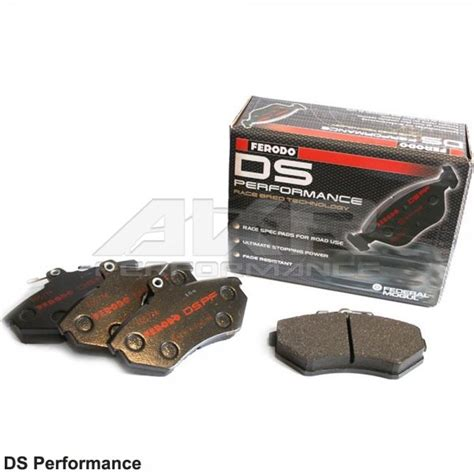 ferodo ds performance ferodo brake pads rear ds performance fds541 for honda