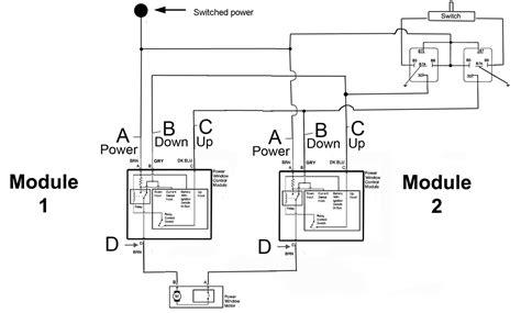 Technical Help Understand Power Windows The