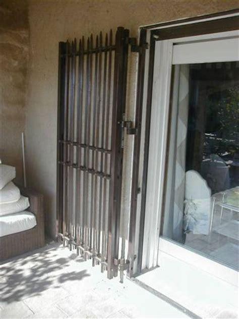 grilles fer forge lourdes de securite aix en provence
