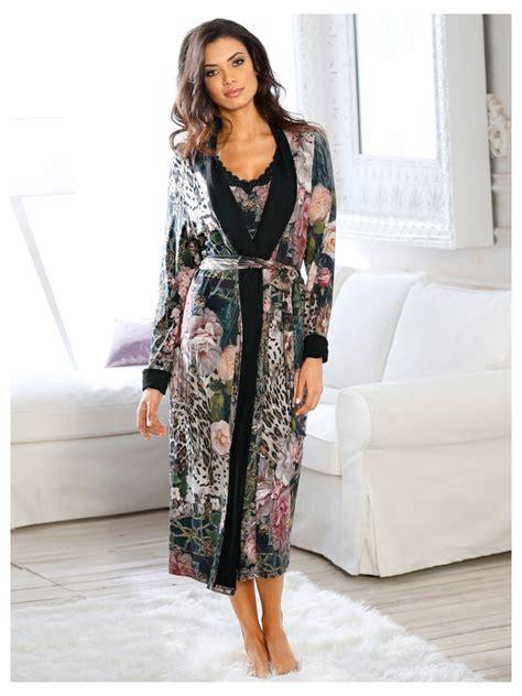 chambre femme robes élégantes robe de chambre femme original