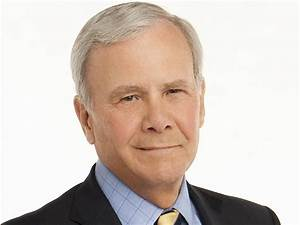 Tom Brokaw Reflects On Cancer, 'Nightly News' And His ...