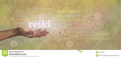 reiki healing hand cartoon vector cartoondealercom