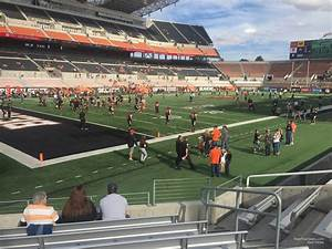 Section 18 At Reser Stadium Rateyourseats Com