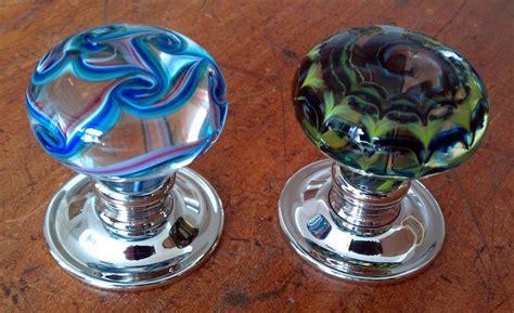 Artisan Glass Door Knobs By Merlin Glass