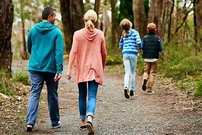 Walking Benefits Everyday Sunday