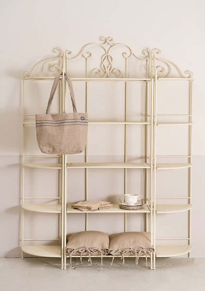 Etagere Provenzale by Composizione Etagere Ferro Etnico Outlet Mobili