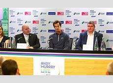 Andy Murray launches Glasgow charity event as world No 2