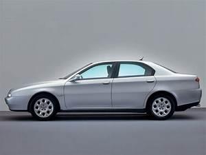 Alfa Romeo 166 - 1998  1999  2000  2001  2002  2003