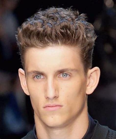 short curly hairstyles  men  fabulous curls
