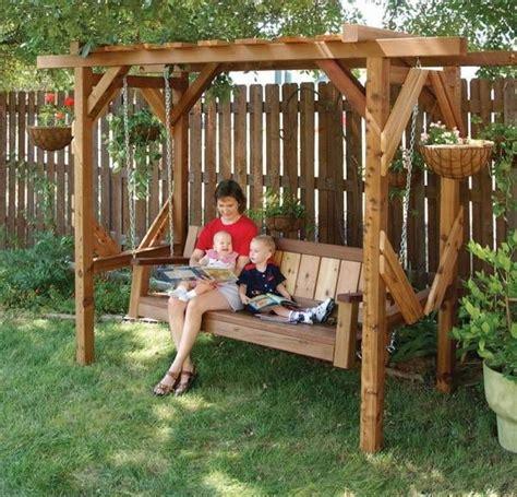 Swing For Backyard Adults - best 25 garden swings ideas on garden swing