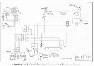 1999 Dyna Wide Glide Wiring Diagram