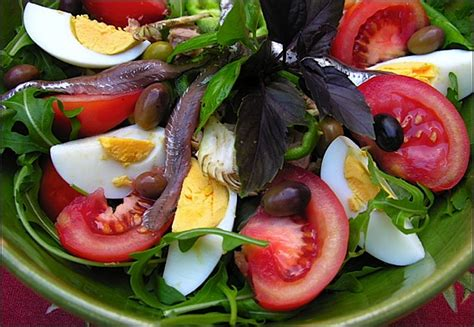 recette cuisine nicoise organic salade nicoise