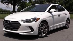 2017 Hyundai Elantra Limited - Start Up, Road Test & In ...  2017