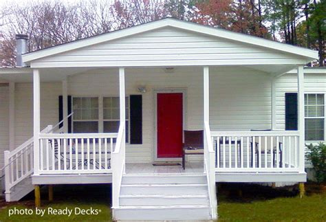 Front Porch Ideas For Homes by Affordable Porch Design Ideas Porch Designs For Mobile Homes