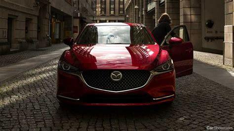 2018 Mazda6 Unveiled With Big Updates, Turbo Engine
