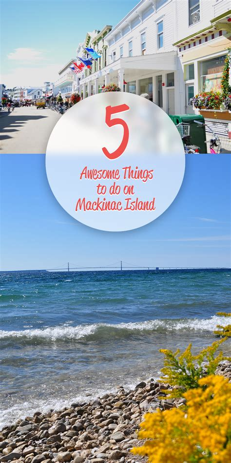 5 Awesome Things To Do On Mackinac Island  Thyme & Love