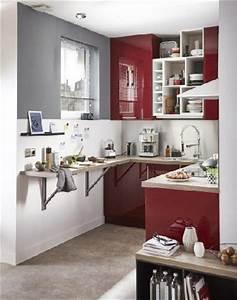 Idee deco cuisine petite surface for Idee cuisine petite surface