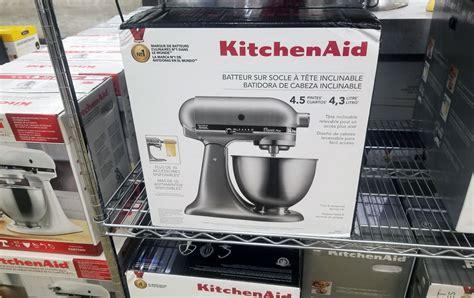 lowest price    kitchenaid  quart mixer