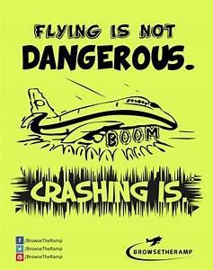 Aviation Humor ... Famous Flight Safety Quotes