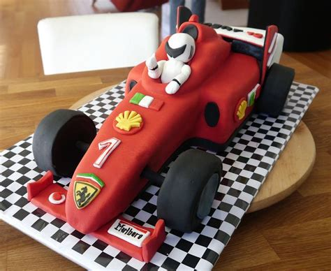 race car cakes ideas  pinterest cars theme