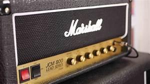 2019 Marshall Jcm800 Sc20h Amplifier Head