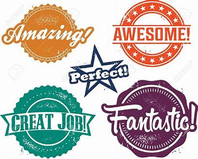 Job Awesome Amazing Clipart Clip Fantastic Recognition