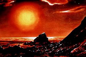 Red Giant Sun Earth | www.pixshark.com - Images Galleries ...