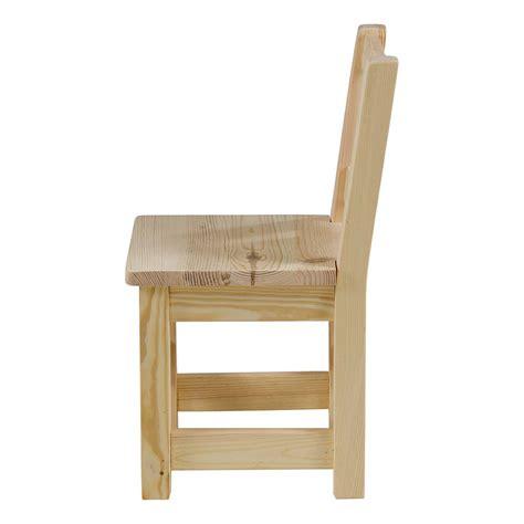 chaise en pin chaises pin
