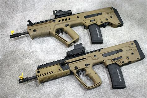 Tavor Or Ar, If You Own Both, Or Shoot Both Get In Here