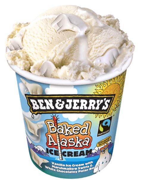 ben and jerry s sofa so nice baked alaska ice cream ben jerry s