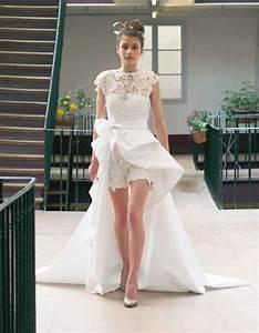 Robe De Mariée Originale : robes mariee originale le son de la mode ~ Nature-et-papiers.com Idées de Décoration