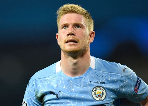 De Bruyne out of Man City's crucial clash with Arsenal