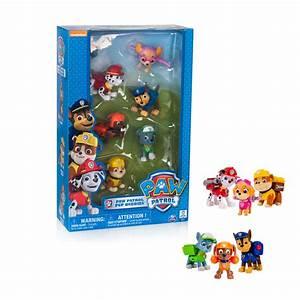 Paw Patrol Set : paw patrol speelfiguren set al je paw patrol vrienden in n box ~ Whattoseeinmadrid.com Haus und Dekorationen