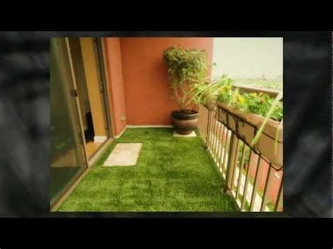 balcony landscaping  rugzoom youtube